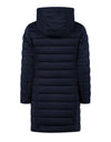 Save The Duck Women's SOLD Hooded Coat with Faux Fur Lining