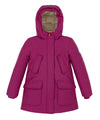Girl's ARCTIC Coat in Dahlia Purple