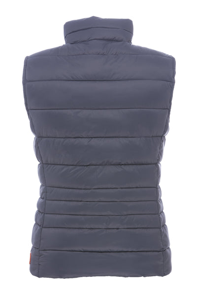 Women's Vest in Charcoal Grey