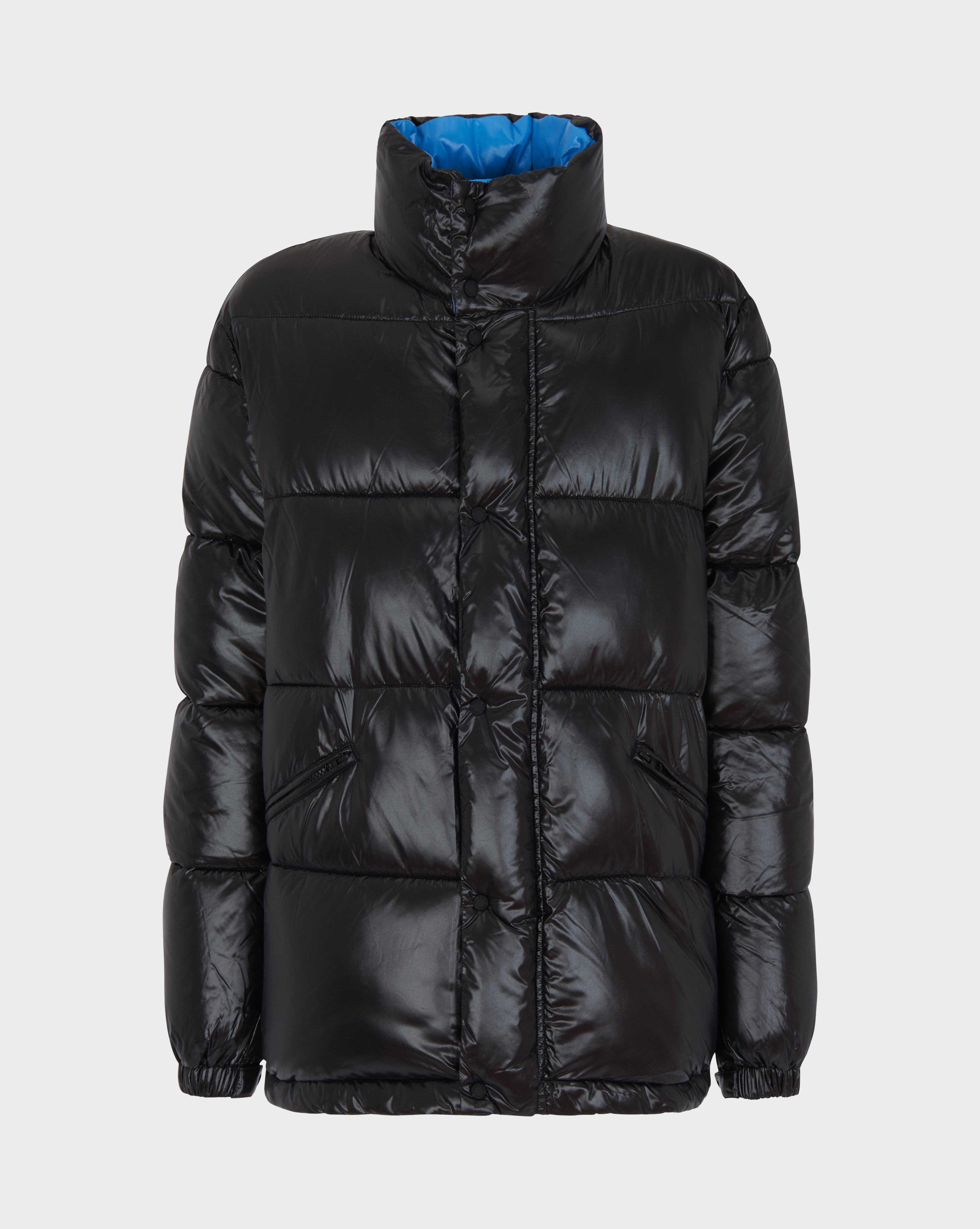 Mens Disney Sleek Jacket in Black