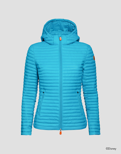 Women's GIGA Disney Hooded in Star Blue