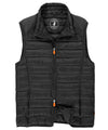 Men's Vest in Black