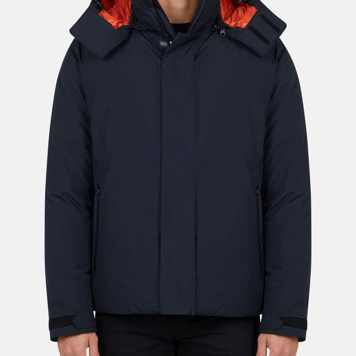 Mens Hooded Jacket in EVER