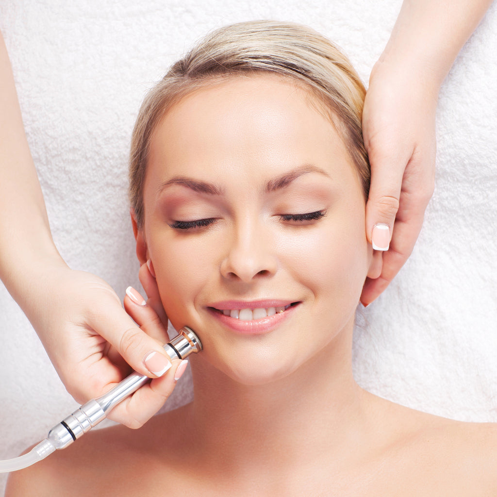 All About Microdermabrasion and Exfoliation