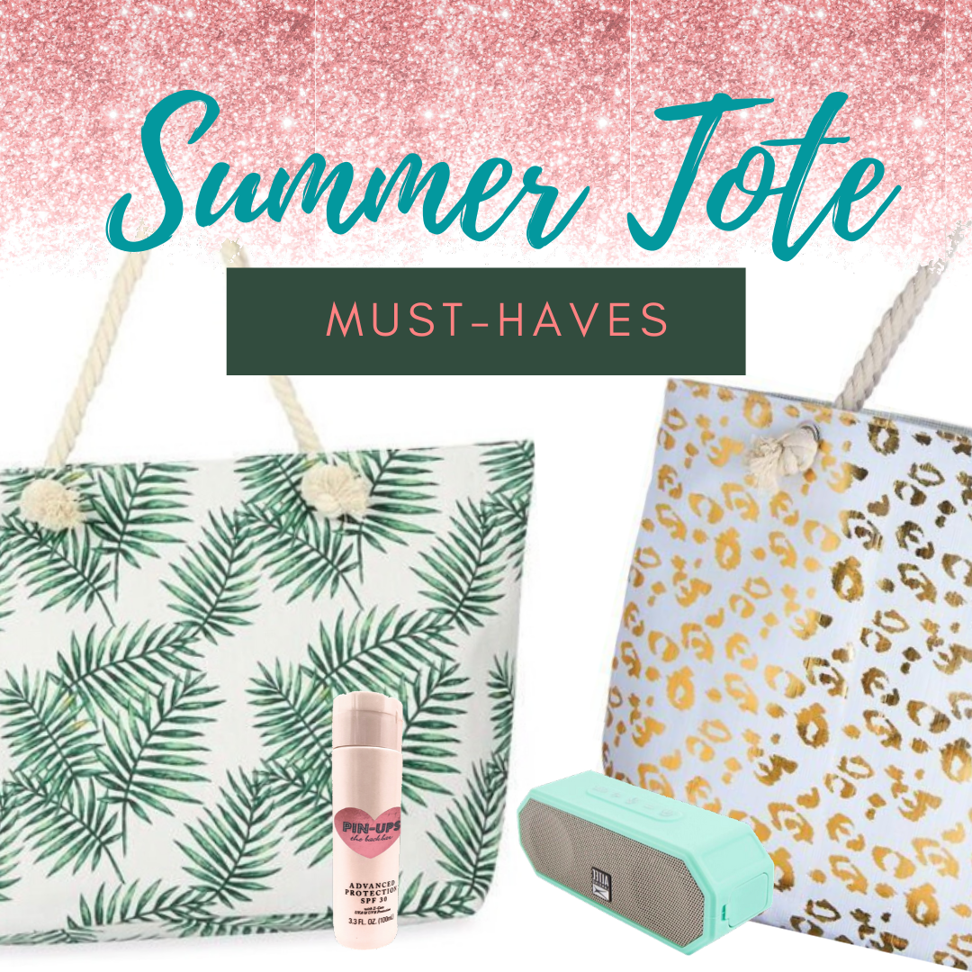 Top 8 Tote-ssentials for Summer