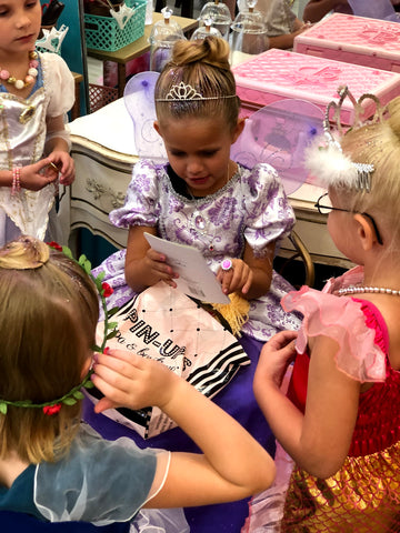 Princess Parties near me