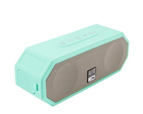 Altec Bluetooth Waterproof Speaker in Mint