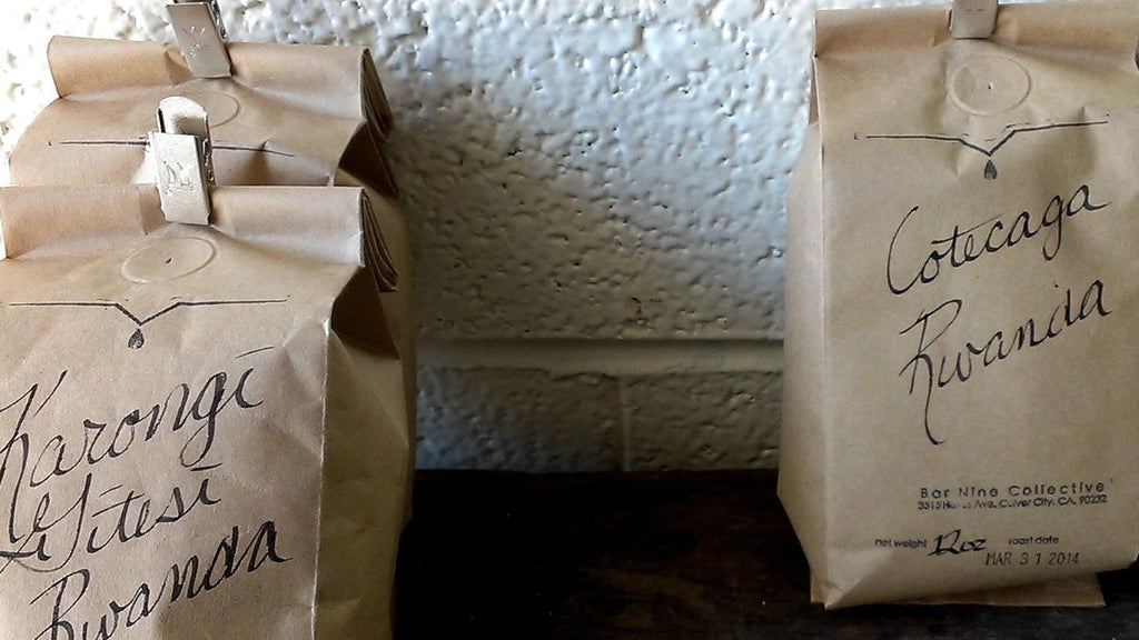 Coffee roaster Bar Nine Collective opens in Culver City's Hayden Tract