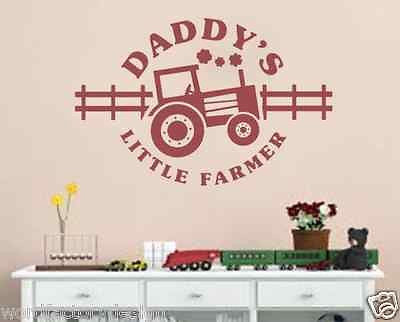 Daddy's Little Farmer Country Theme