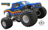 BigFoot 4x4 Monster Truck Wall Decal - 12 inches tall #T5