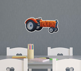 PBS Kids WordWorld Tractor Wall Decal, Removable, Repositionable, & Educational