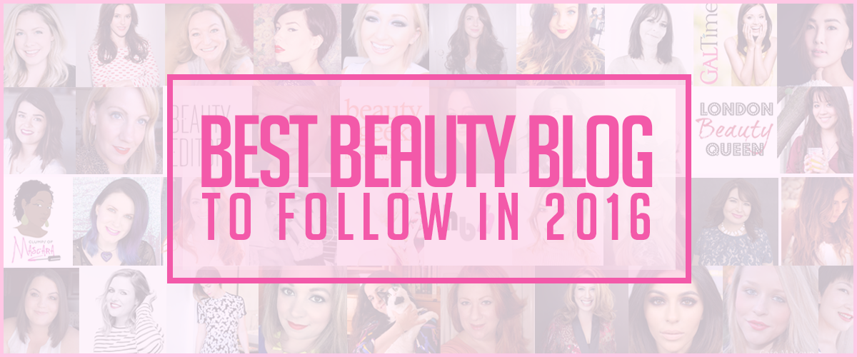 Best Beauty Blogs to follow in 2016 banner