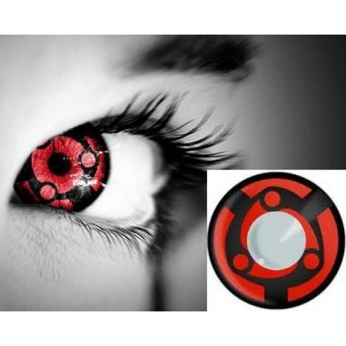 Madara Eternal Mangekyou Sharingan Contacts CP-S9 - CircleLensesUSA.com