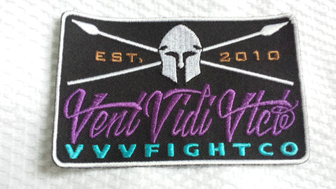 VVV Spartan Patch