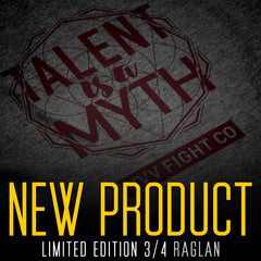 Talent is a Myth (Raglan)
