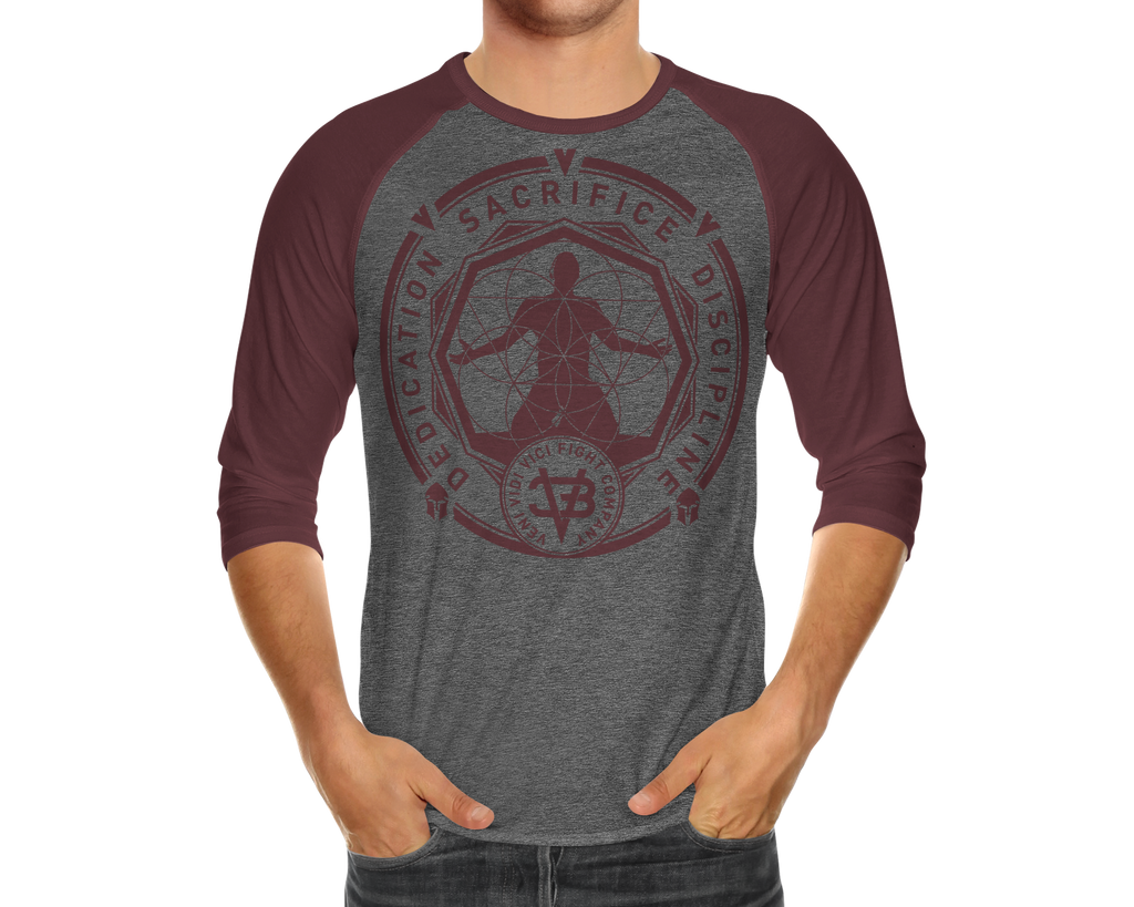 Talent is a Myth Raglan