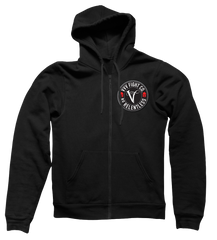 VVV Zip Competition Hoodie