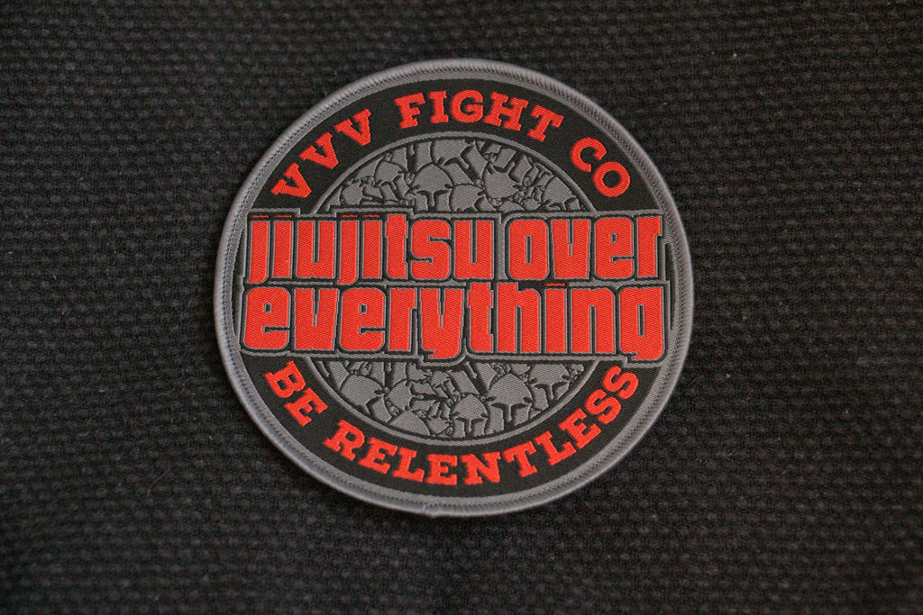 JJOE 3 Round Patches Series