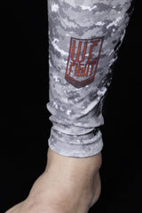 VVV Digital Camo Compression Tights