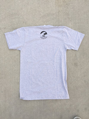 15th St Men's  SURFBOARD PERMIT  T-Shirt