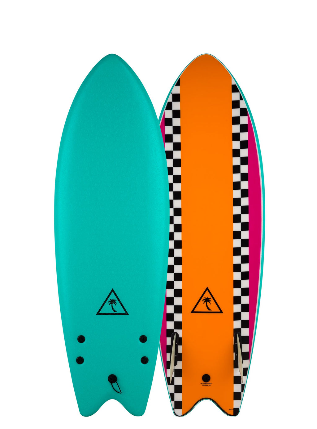 Catch Surf 5 Retro Fish - Twin IN STORE PICK UP ONLY