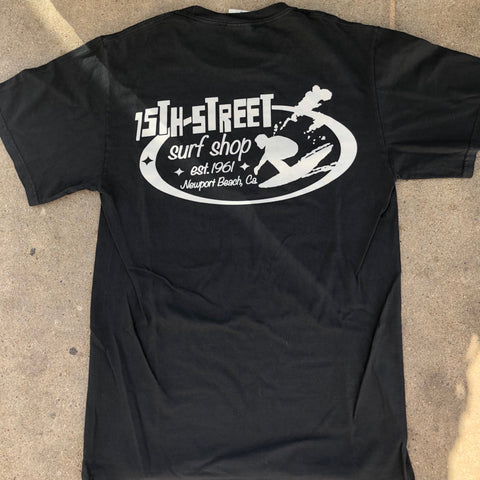 15th Est. 1961 Tee-Black