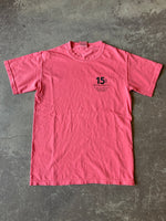 15th St Men's We're Glad To See You're Back Short Sleeve T-Shirt WASHED RED