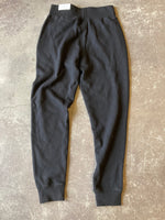 Beach Happy Fleece Sweat Pants  BLACK
