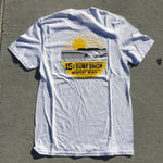 15th St Men's Sunset Short Sleeve T-Shirt