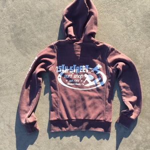 15th St Women's Since 61 Logo Zip-up Hoodie