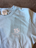 15th St Men's  No Black Ball Short Sleeve T-Shirt LIGHT BLUE
