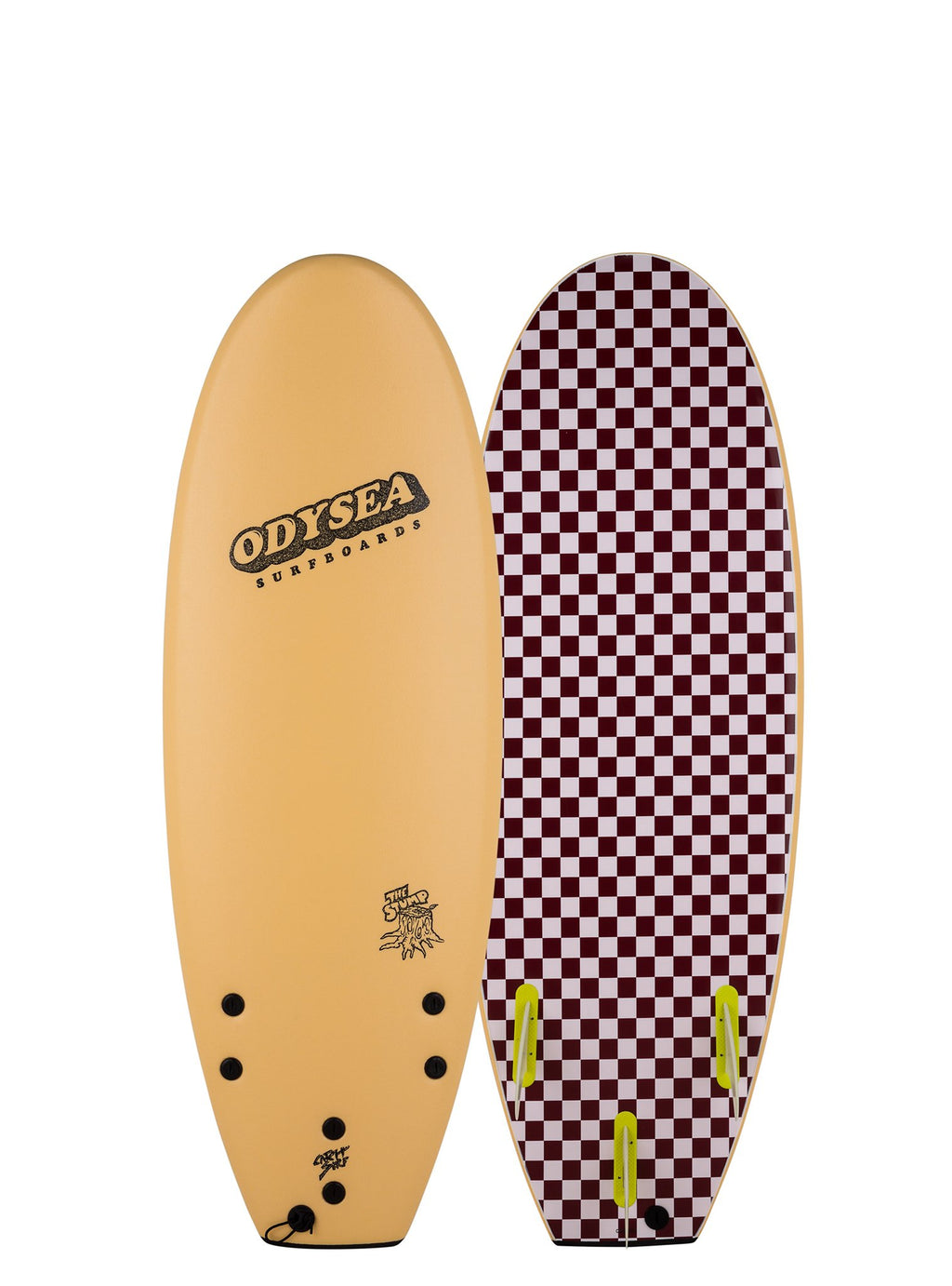 "Odysea 5' 0"" Stump Thruster Vanilla"