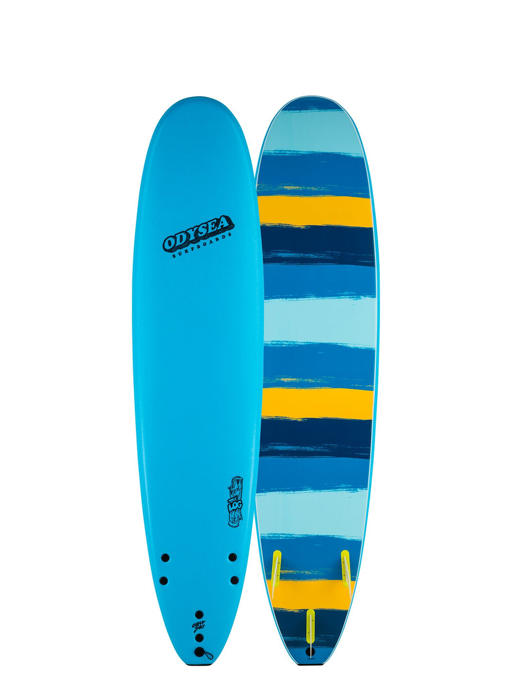 "Odysea LOG 8' 0"" Cool Blue"