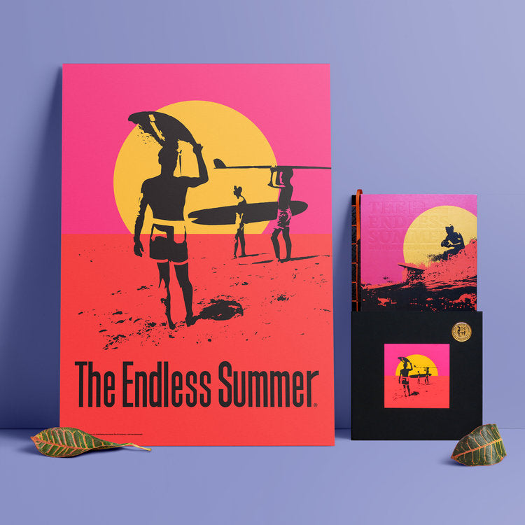 The Endless Summer Limited Book and Box Set