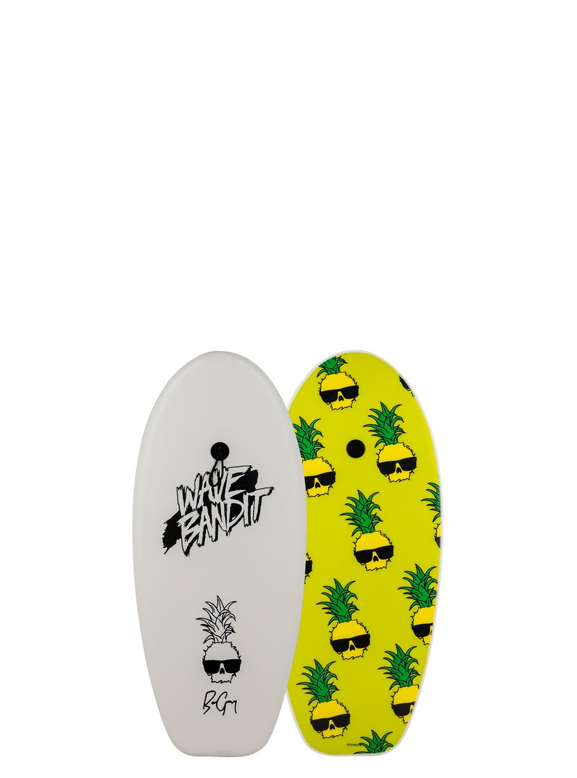 Wave Bandit  Ben Gravy Shred Sled 37""