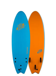 "Wave Bandit Performer 6' 0""  Tri Fin Blue"