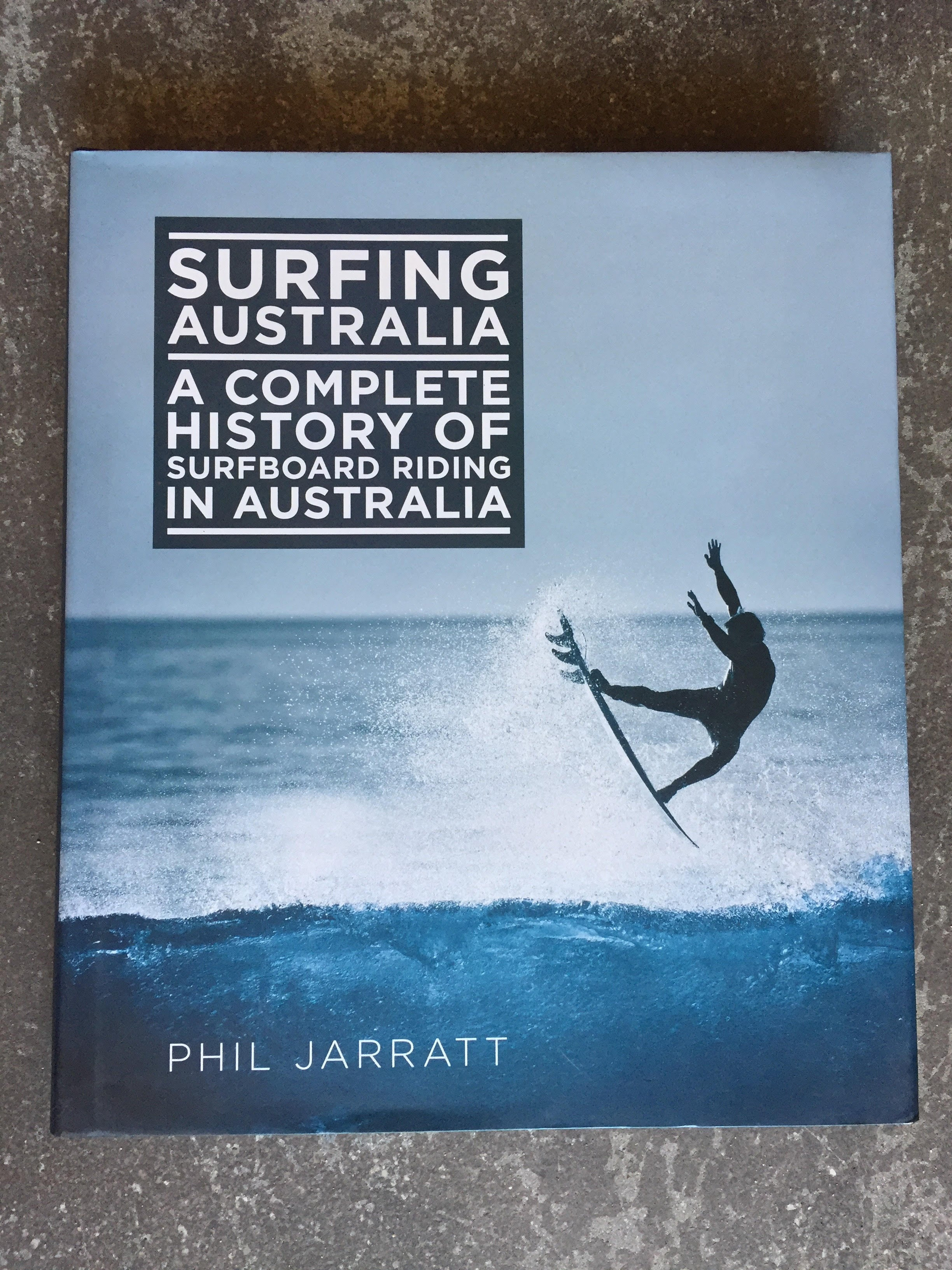 Surfing Australia Book