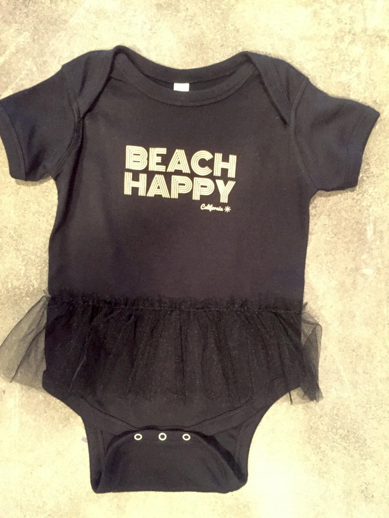 Beach Happy Onesie