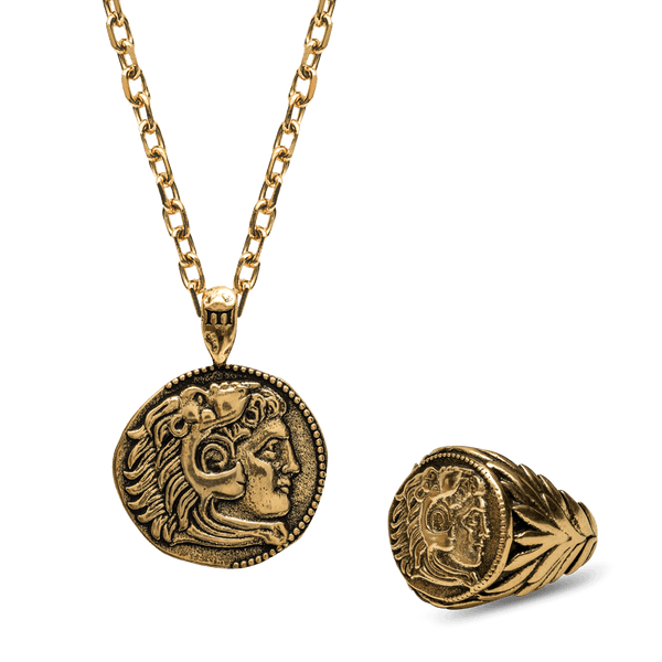 Alexander The Great Set - Ancient Gold