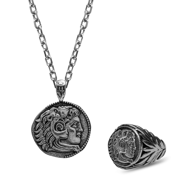 Alexander The Great Set - Ancient Silver