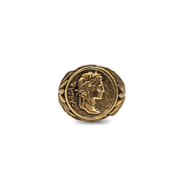 Augustus Ring - Ancient Gold (Pre-order)