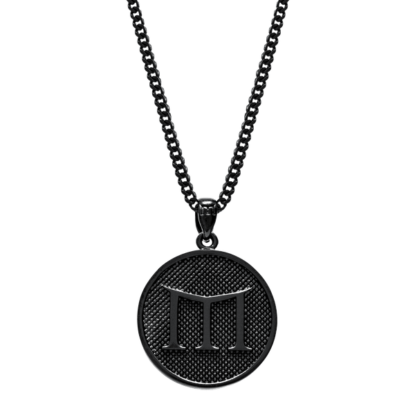 Empire Necklace - Black