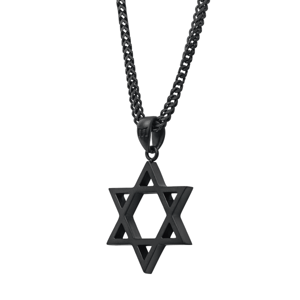 Star of David - Black - Marcozo