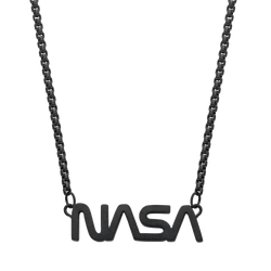 NASA Necklace - Space Black - Marcozo