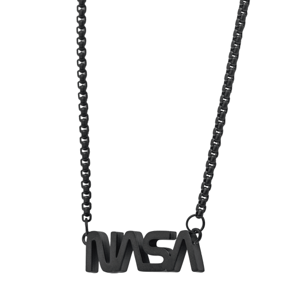 NASA Necklace - Space Black