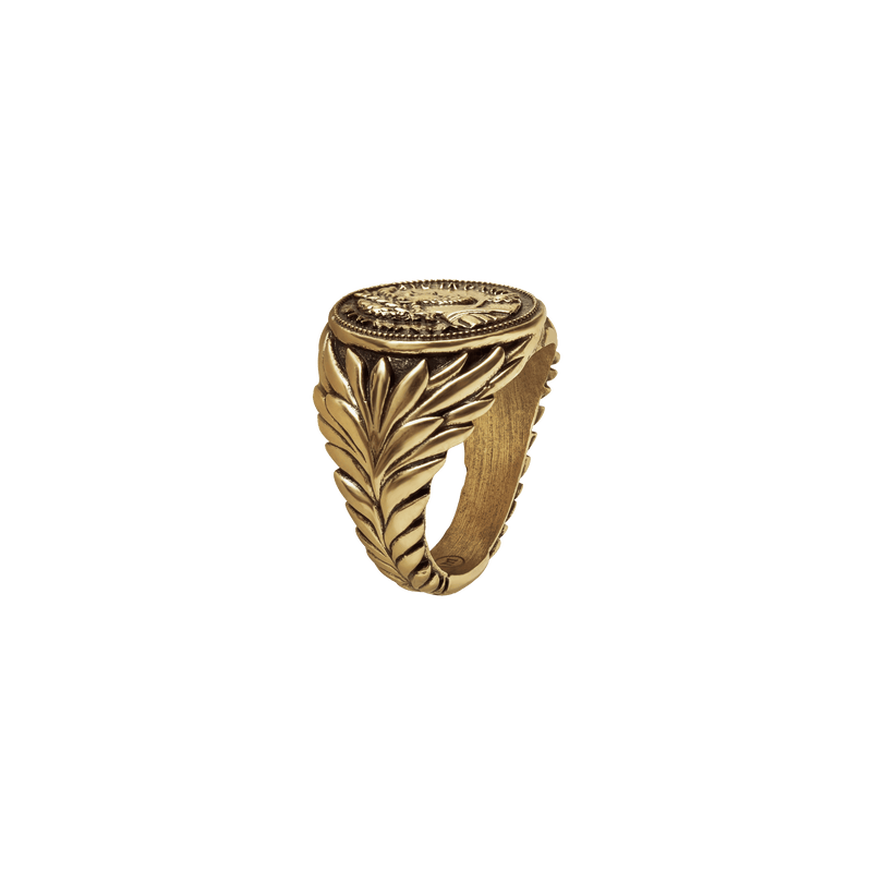 Marcus Aurelius Ring - Ancient Gold