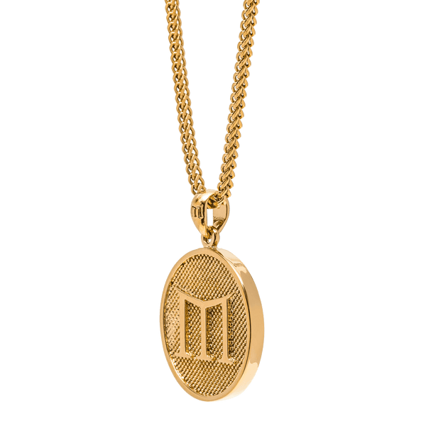 Empire Necklace - Gold - Marcozo