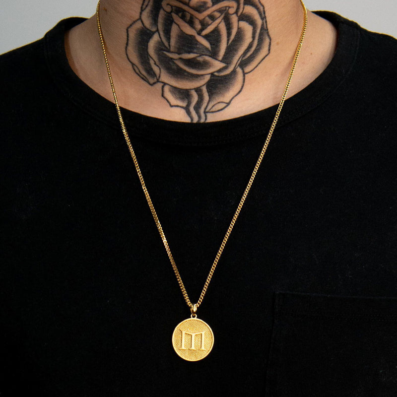 Empire Necklace - Gold