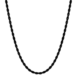 Rope Chain - Black - Marcozo