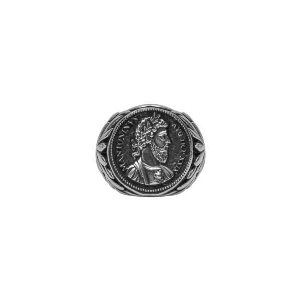 Marcus Aurelius Ring - Ancient Silver